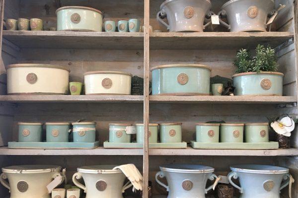Authentic Provence English Glazed Pottery