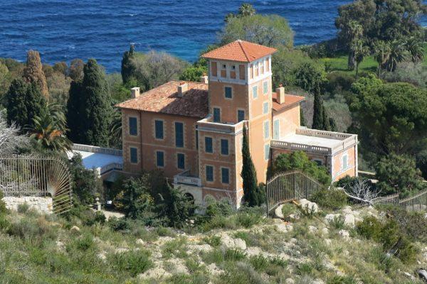 Authentic Provence Villa Hanbury Garden