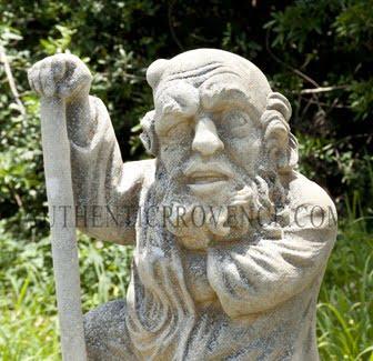 Set of Valmarana Statues