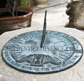 Thomas Wright Dial Plate