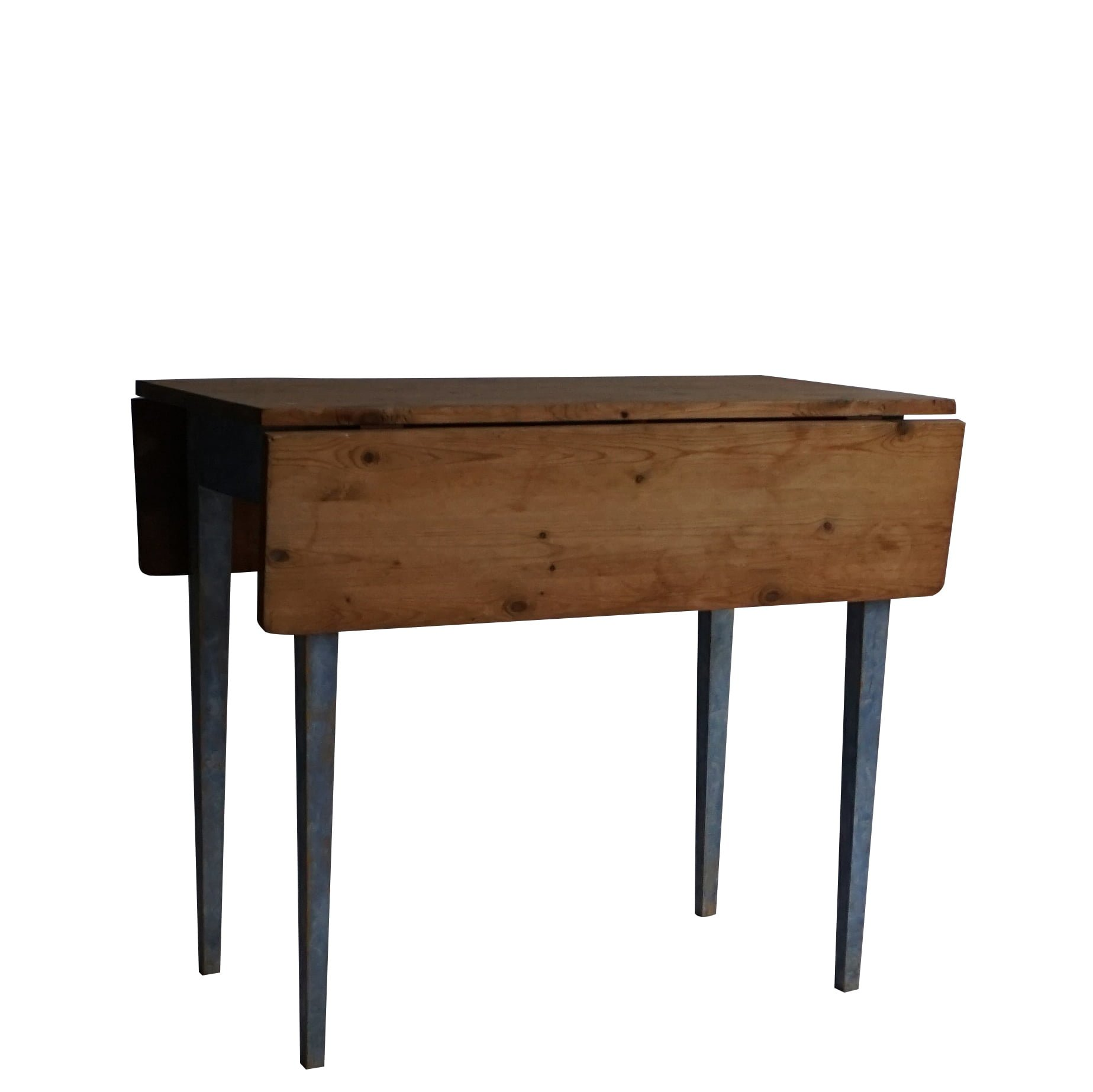 Pine Top Swedish Drop Leaf Table