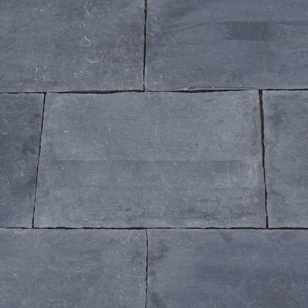 soft finish aalst belgian bluestone floor