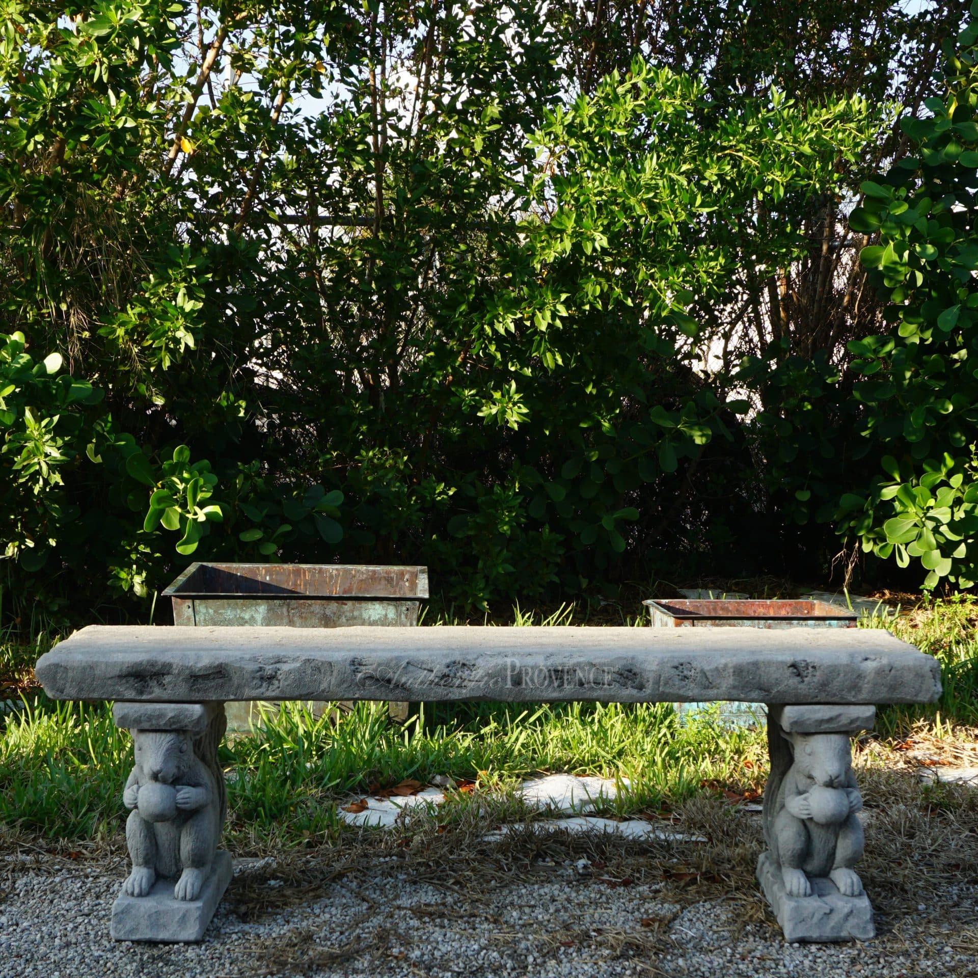 Pair of Panchine Scoiattoli Benches