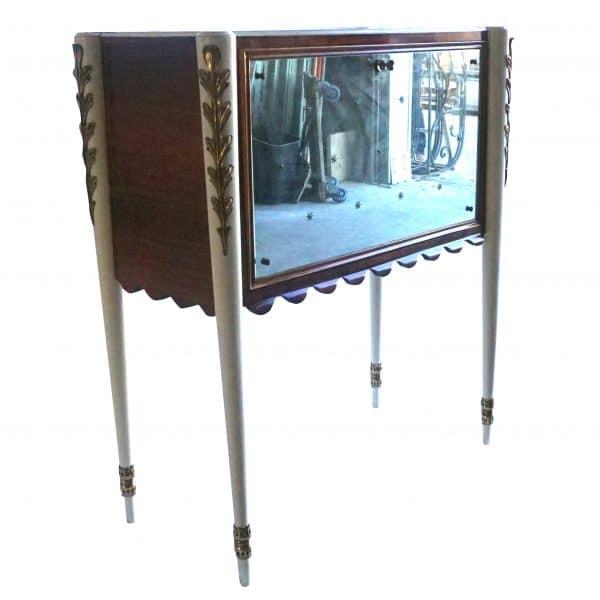 paolo buffa standing bar cabinet