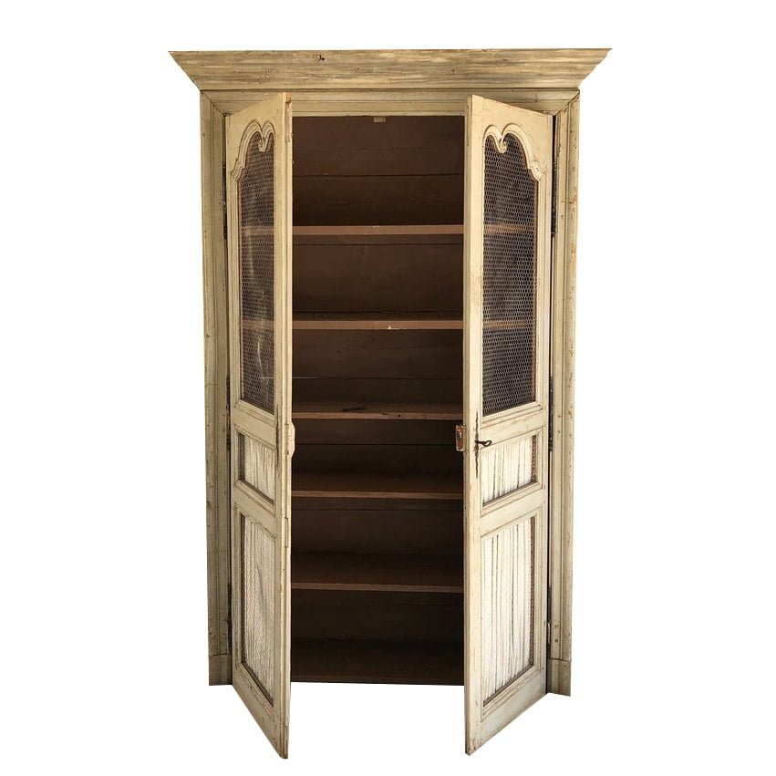 Early 18th Century French Armoire