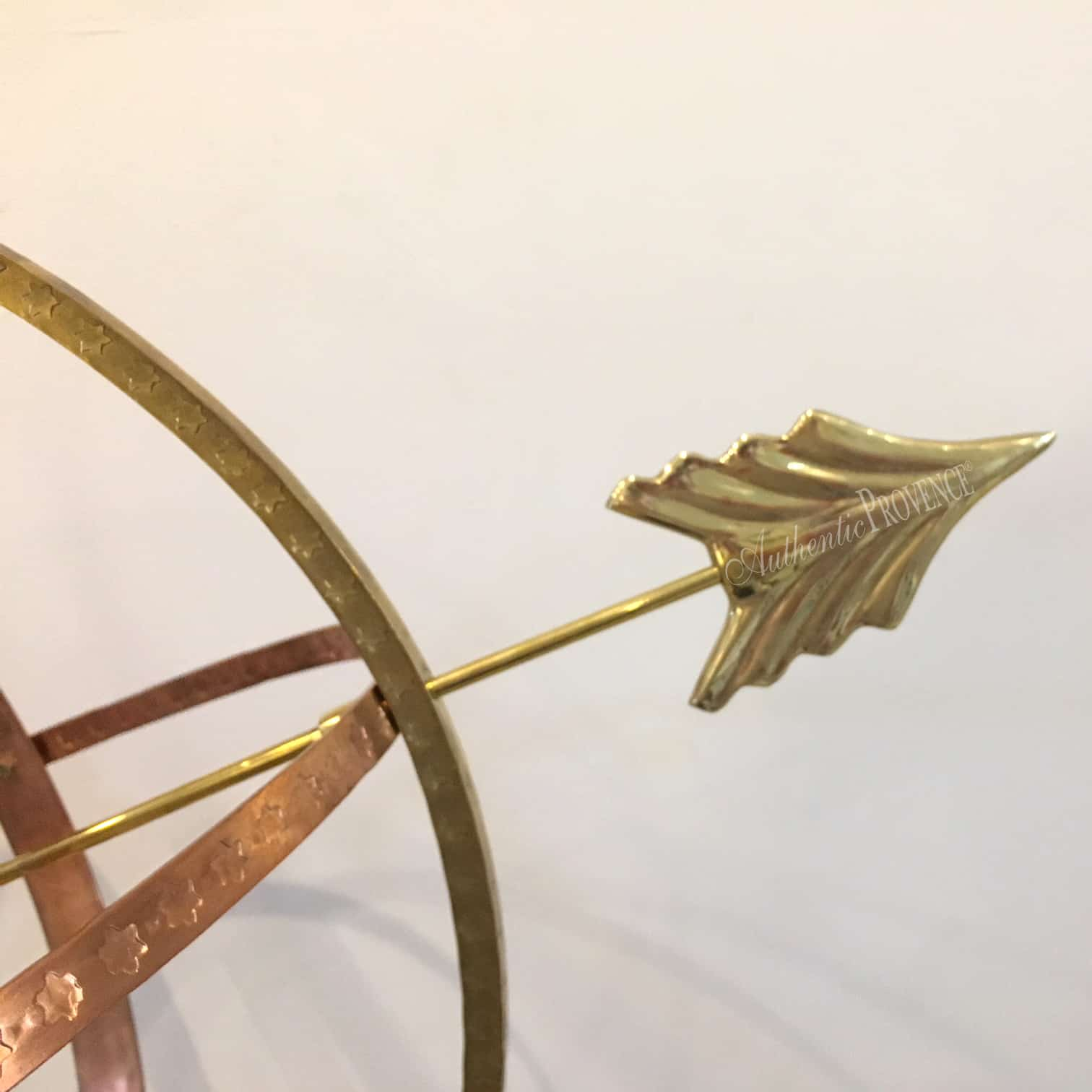 Copper Armillary Sphere