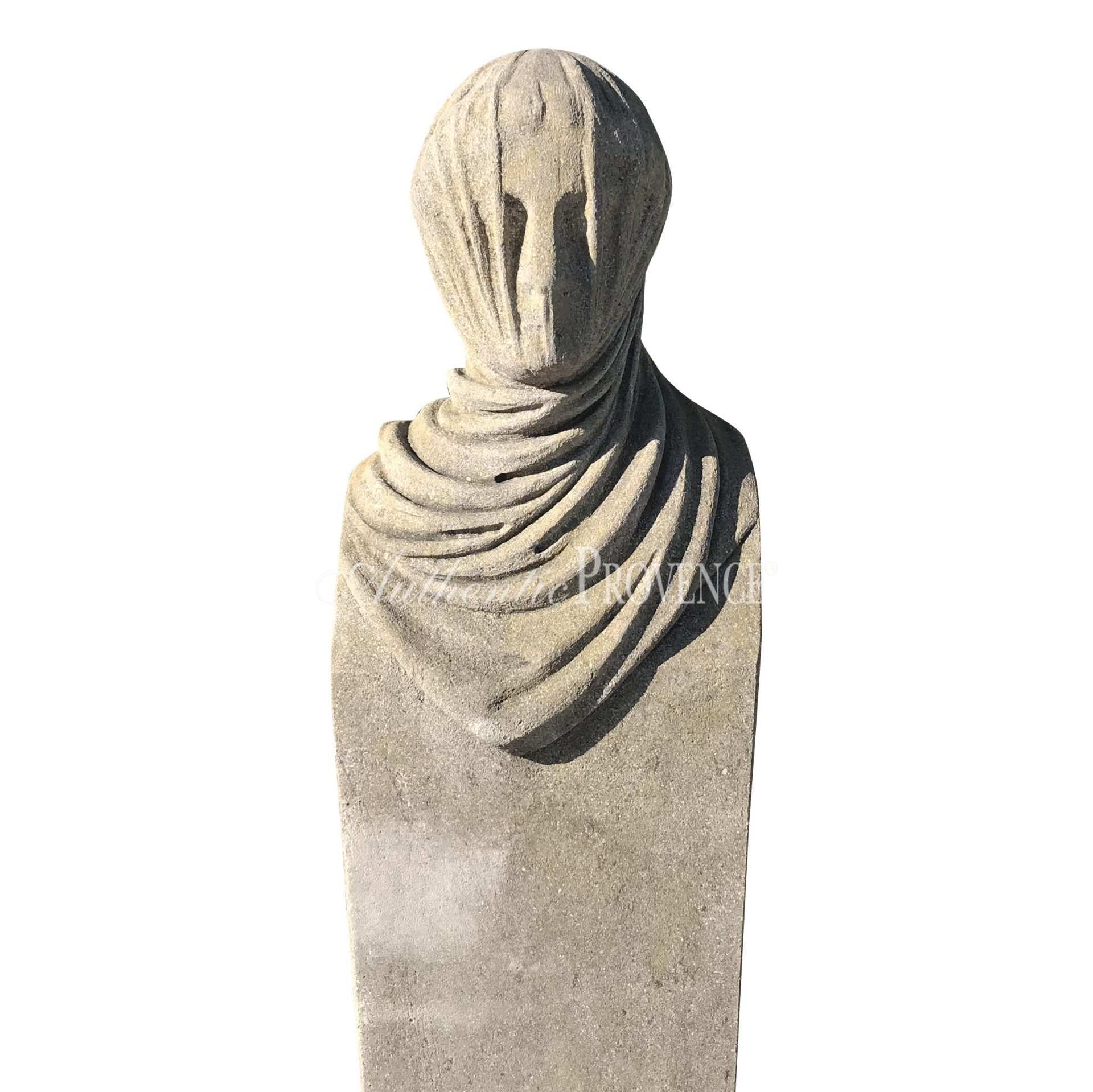 Statue with Hidden Face