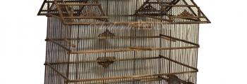 Pagoda Bird Cage