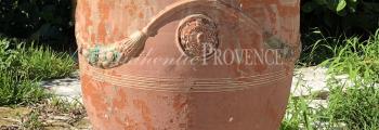 18th Antique Vase D'Anduze