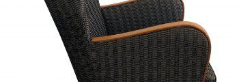 Swedish Bergere Chair 1940's