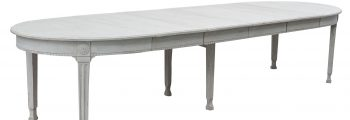 Gustavian Extension Dining Table