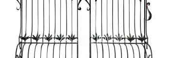 Set of Window Grilles 1890