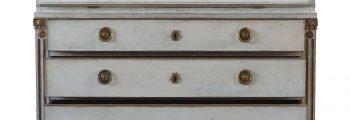 19th Century Gustavian Bureau