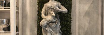 19th C. Shepherd and Shepherdess