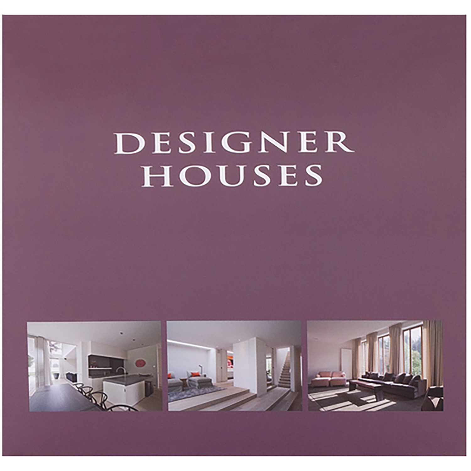 Designer Houses Coffee Table Book